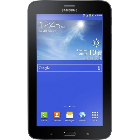 Планшет Samsung Galaxy Tab 3 T116 7.0 3G Lite VE Ebony Black