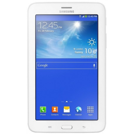 Планшет Samsung Galaxy Tab 3 T116 7.0 3G Lite VE Cream White