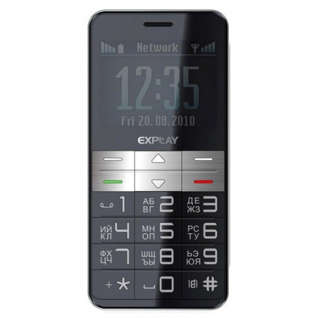 Мобильный телефон Explay BM55 Black