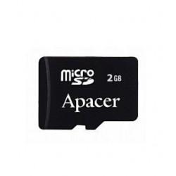 Карта памяти Apacer microSDHC 2Gb