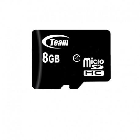 Карта памяти Team microSDHC 8GB Class 4