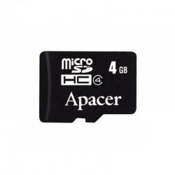 Карта памяти Apacer microSDHC 4Gb class 4