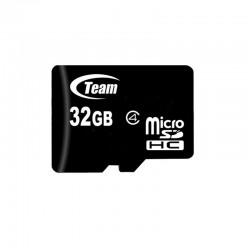 Карта памяти Team microSDHC 32GB card Class 4