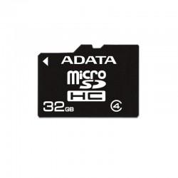 Карта памяти Adata microSDHC 32GB Class 4