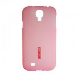 Накладка Samsung i9500 Capedase pink