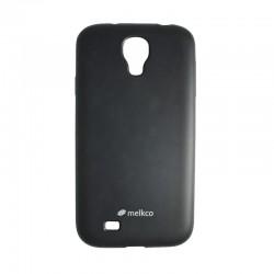 Накладка Samsung i9500 Melkco black