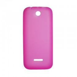 Накладка Nokia 225 pink