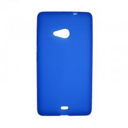 Накладка Nokia Microsoft 535 blue