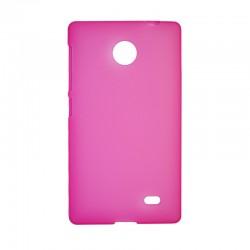 Накладка Nokia X pink