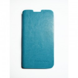 Чехол-книжка Lenovo A308/A318/A369 blue