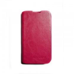 Чехол-книжка Lenovo A316 pink