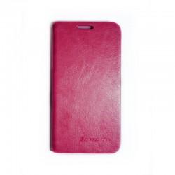 Чехол-книжка Lenovo A358t/A536 pink