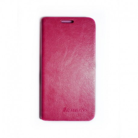 Чехол-книжка Lenovo A628 pink