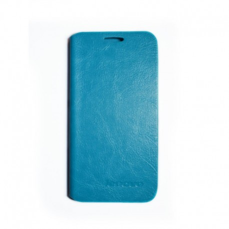 Чехол-книжка Lenovo A670 blue