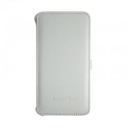 Чехол-книжка Samsung G900 Imperium white