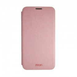 Чехол-книжка Samsung G900 Mofi pink