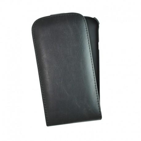 Чехол-флип Samsung i9300 Mobiking black