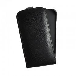 Чехол-флип Samsung i9500 Mobiking black