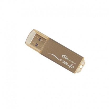 USB Flash Team F108 4GB Brown