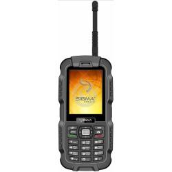 Мобильный телефон Sigma X-treme DZ67 Travel Black-Black