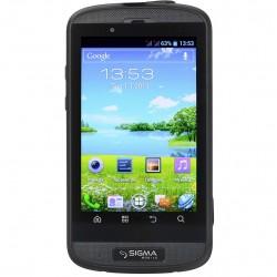 Мобильный телефон Sigma X-treme PQ12 Black/Yellow