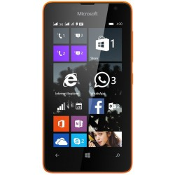 Смартфон Microsoft Lumia 430 Dual Sim Orange