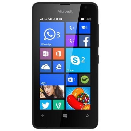 Смартфон Microsoft Lumia 430 Dual Sim Black