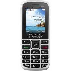 Мобильный телефон Alcatel One Touch 1040D Pure White