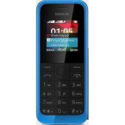 Мобильный телефон Nokia 105 Dual Sim Cyan
