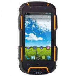 Sigma mobile X-treme PQ23 Black-Orange