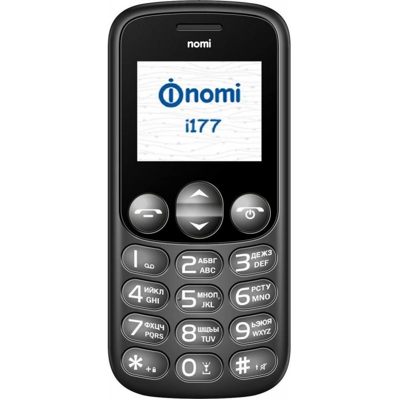 Nomi i177 black инструкция