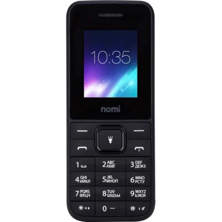 Мобильный телефон Nomi i182 Black