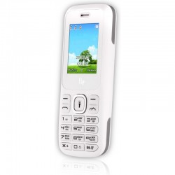 Мобильный телефон Fly FF177 White
