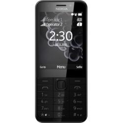 Мобильный телефон Nokia 230 Dual Dark Silver