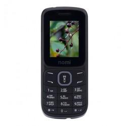 Мобильный телефон Nomi i183 Black-Grey