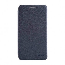 Чехол-книжка Nomi i551 dark blue View Cover