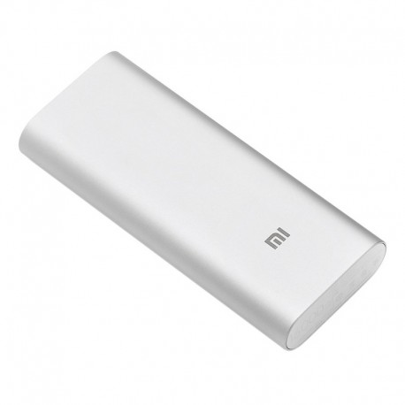 Power Bank Xiaomi 16000mah silver