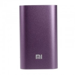 Power Bank Xiaomi 5200mah violet