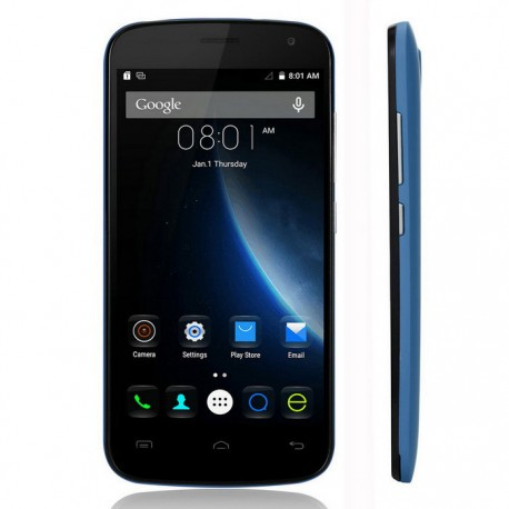 Смартфон Doogee X3 blue