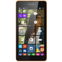 Смартфон Microsoft Lumia 535 Dual SIM Bright Orange
