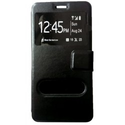 Чехол-книжка Lenovo K30 Black Window