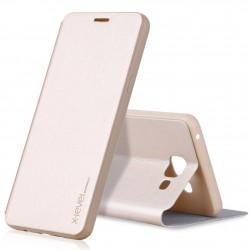 Чехол-книжка Samsung A510 Gold X-level