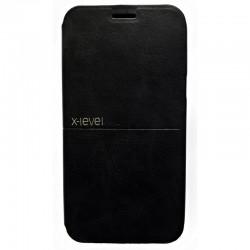 Чехол-книжка Samsung J5/J500 Black X-level