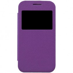 Чехол-книжка Samsung G360/G361 Purple Window