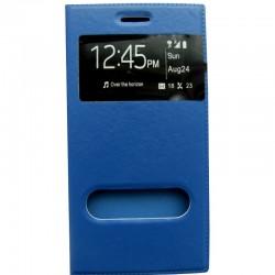 Чехол-книжка Samsung A5/A500 Blue Window