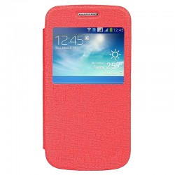 Чехол-книжка Samsung G350 Red Window