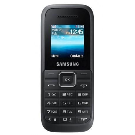 Мобильный телефон Samsung B105E Black