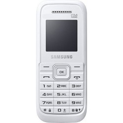 Мобильный телефон Samsung B105E White