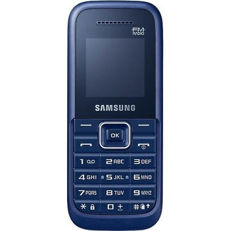 Мобильный телефон Samsung B105E Blue