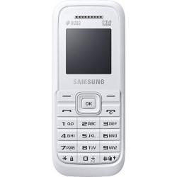 Мобильный телефон Samsung B110E White